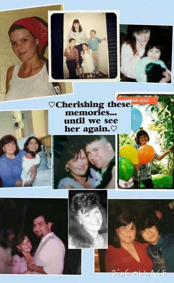 In Memory Of Lisa Ann Churchill - Struggles with Addiction